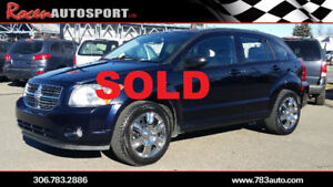 SOLD!!!2011 DODGE CALIBER - $78 B/W - LOADED -  REMOTE START