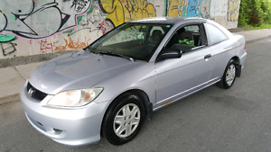 2005 Honda Civic coupe (special edition)