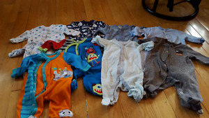 Boys 0-3 Months Sping/Summer Clothes