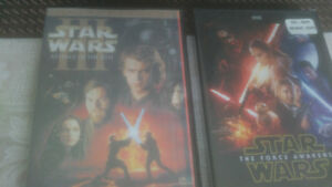 Movies DVD Blu-Rays Spiderman Star Wars The Lord of The Rings