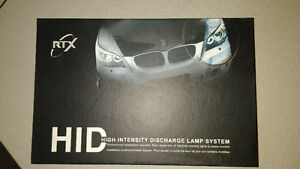 HID H4/9003 Headlight conversion kit