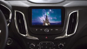 How to play movies on Chevrolet MyLink 2019 Equinox