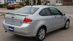 08 FORD FOCUS SES WITH MICROSOFT SYNC Cambridge Kitchener Area image 4