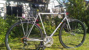 Large Size ,21 Speed ,Road Bike ( made in Japan )