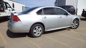 11 Impala - 4 door - auto - LOADED - A/C - ONLY 105,000KMS Edmonton Edmonton Area image 2