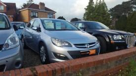 2013 Vauxhall Astra 1.7 CDTi 16v DIESEL MANUAL low miles 40k tax £0 zero