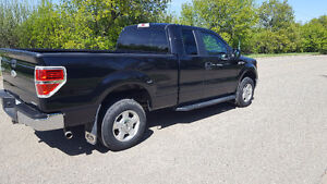 2012 FORD F150 SUPERCAB 4X4 4dr 5.0L 41000kms $25000obo