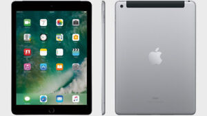 Apple IPad 6th Generation 128Gb With WIFI & Cellular Brand New*