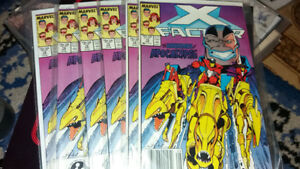 ****** X-FACTOR #19 COMIC BOOK ******