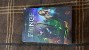 Brand New Fringe  The Second Season DVD