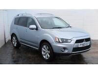 2010 Mitsubishi Outlander 2010 60 Mitsubishi Outlander 2.2 DI-D Juro 7 Seater MP