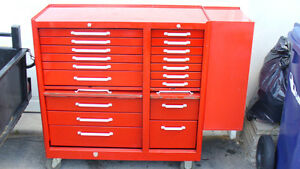 Coffre a outils et armoire laterale BEACH