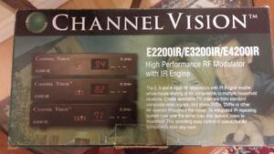 Channel Vision E-Series E3200IR