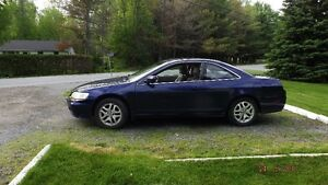 2002 Honda Accord EX V6 Coupe (2 door) REDUCED PRICE