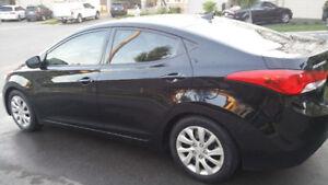 Hyundai Elantra 2013 Low KMs for sale