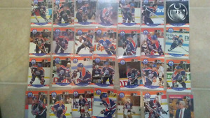 1990 Oilers proset collection
