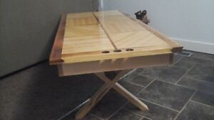 HAND CRAFTED COFFEE TABLE
