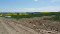 Saskatoon area Acreage land for sale.