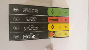 Hobbit and Lord of the Rings Box Set