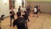 Cours d'arts martiaux (Jeet Kune Do, Systema, Aikido)