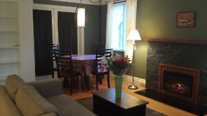 Furnished 1 bed, 1 bath Luxury Suite, short term, available now North Shore Greater Vancouver Area image 3