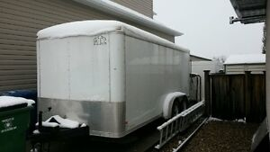 Cargo trailer Moose Jaw Regina Area image 1