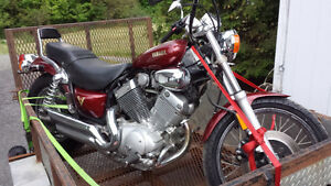 Yamaha Virago 535cc...Super Low Mileage and Amazing Condition