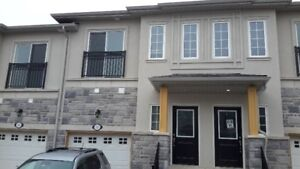 Whitby - 3 Bedroom Town house with finished Basement