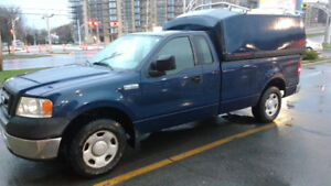 2007 Ford F-150 XL 86000km !!! WOW