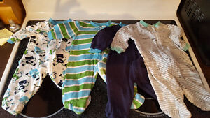 3mth boy sleepers EXCELLENT CONDITION