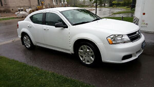 2013 Dodge Avenger Sedan. Great Condition. Accident Free