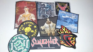 Heavy Metal - Patch Lot