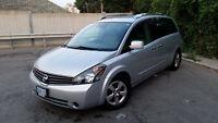 2007 Nissan Quest With Certified Minivan, Van