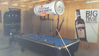 Dynamo Blackcat pool table