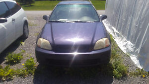 2000 Honda CX  Hatchback