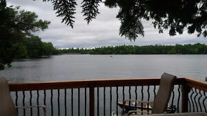 ***Amazing waterfront view year round cottage***