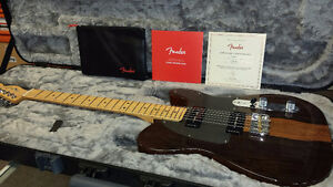 Just In! Fender Limited Edition Malaysian Blackwood Tele w/P90s