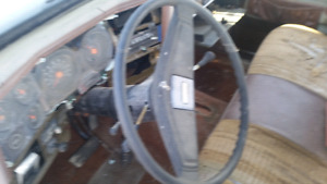 76 chevy steering column
