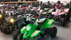 Brand New 110cc TaoTao Kid's QUAD/ATV with Remote on SALE!!! Edmonton Edmonton Area image 16