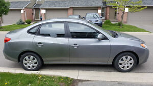 2010 Hyundai Elantra GL Sedan. Winter Tires Also Included.