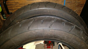 Michelin Anakee 3 Rear Tire 140/80R17 Low KM!