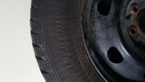 Winter tires 215/65/R16