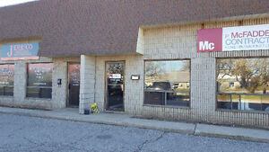 Office/warehouse space available for lease