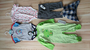6m Boys Clothing- tags on and never used