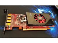 AMD Firepro W4100 Graphics card for 3d modeling