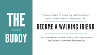 Come and try a walk with us!