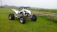 2006 Yamaha YFZ450 Sport Quad, Every Available Aftermarket Part!