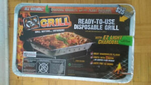 Grill / Barbeque - Instant & Disposable