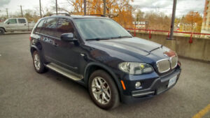 2007 BMW X5 4.8i Premium Sport Package SUV, Crossover