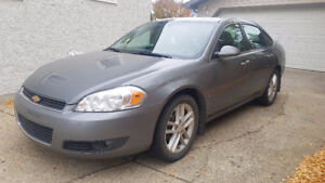 2008 Chevrolet Impala LTZ Sedan Accident Free